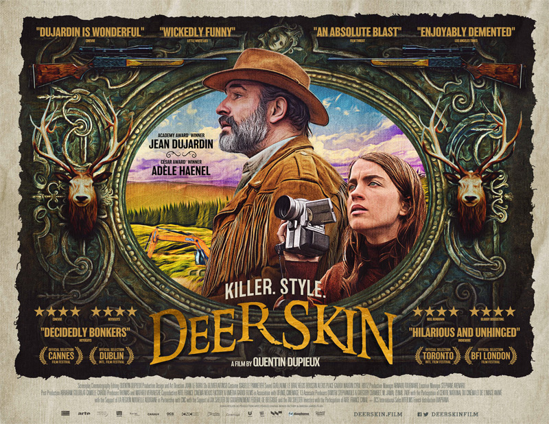 Deerskin UK Poster