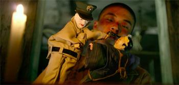 Detention Trailer
