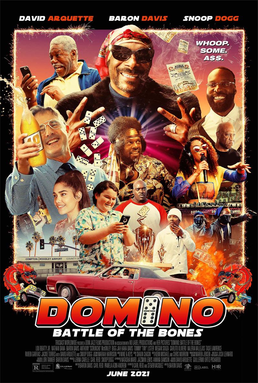 Domino: Battle of the Bones Poster