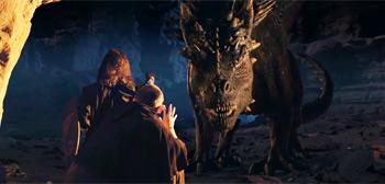 Tráiler de Dragon Knight