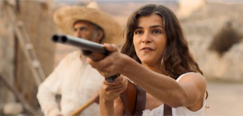 Gunfight at Dry River Trailer