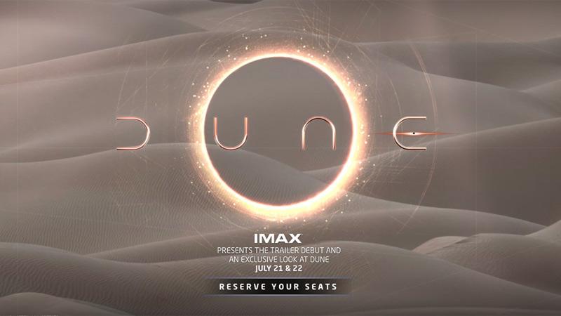 Dune IMAX Event
