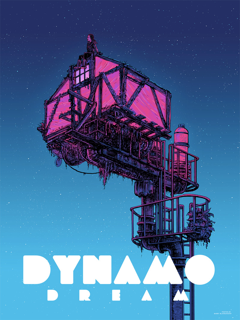 Póster Dynamo Dream