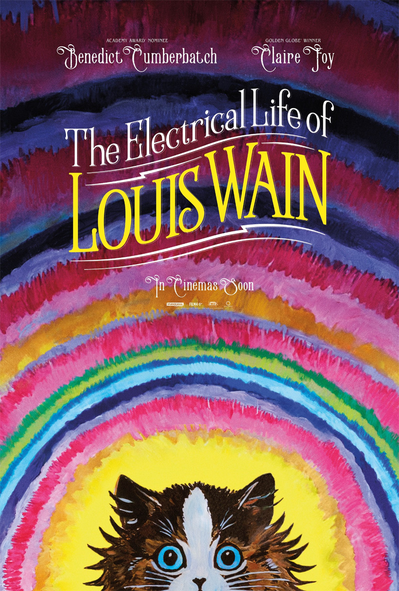 The Electrical Life of Louis Wain Poster