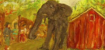 The Elephant's Song Animated Short