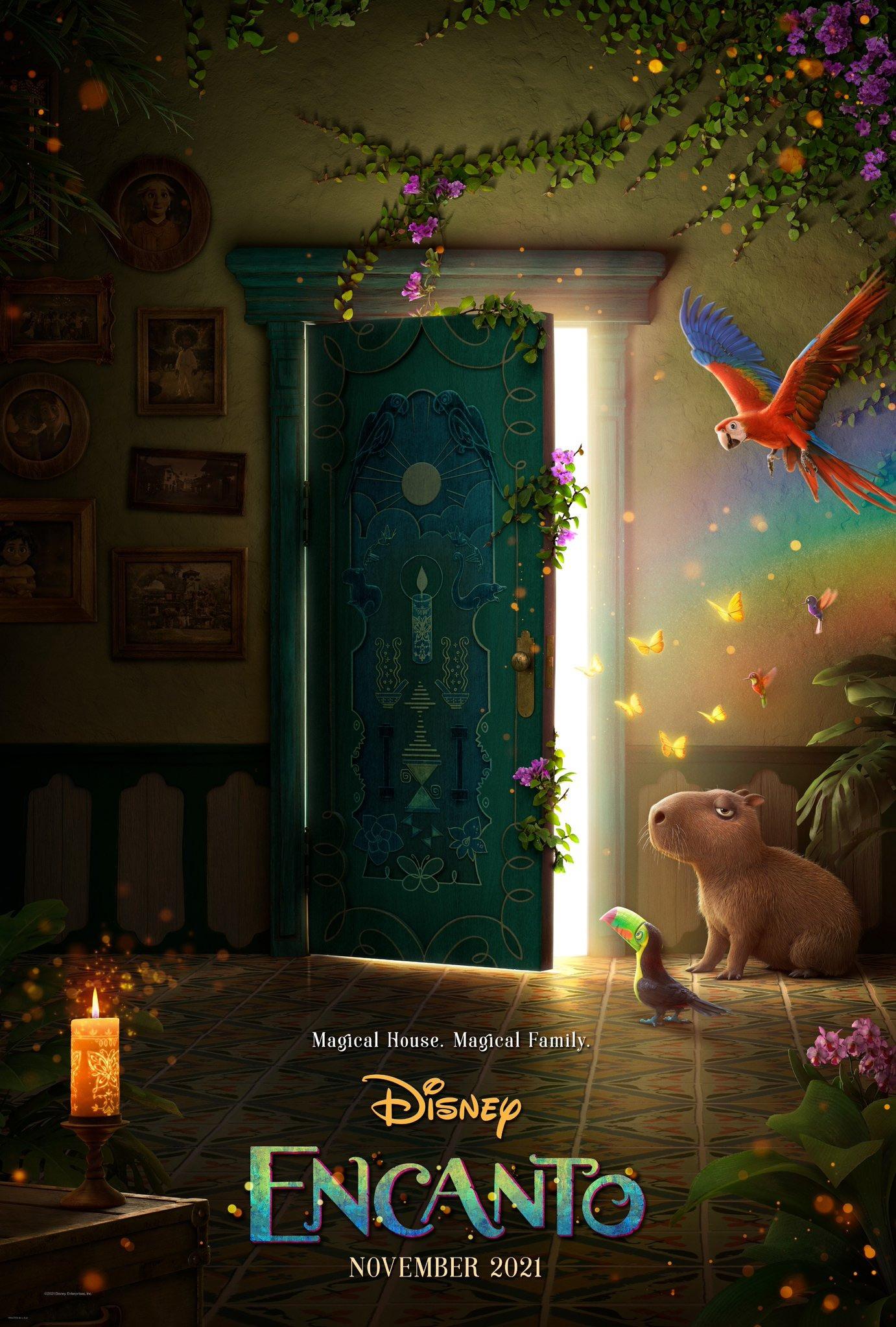 Encanto Poster