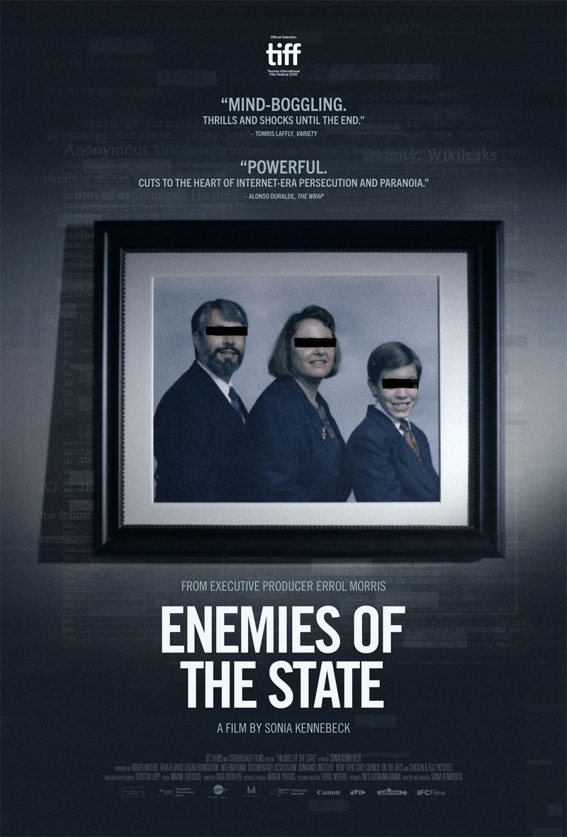 Enemies of the State Poster