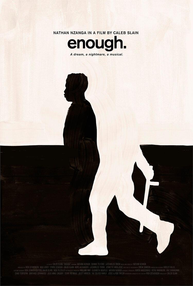 Enough Short Film Poster