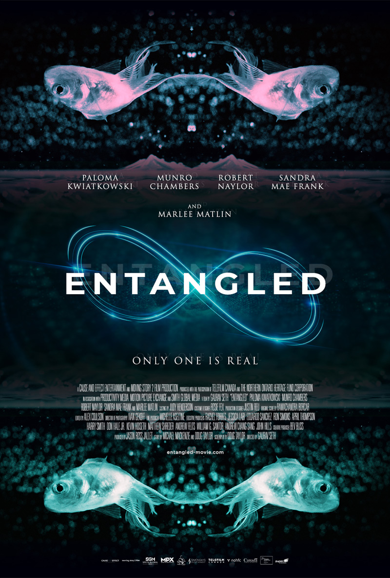 Entangled Poster