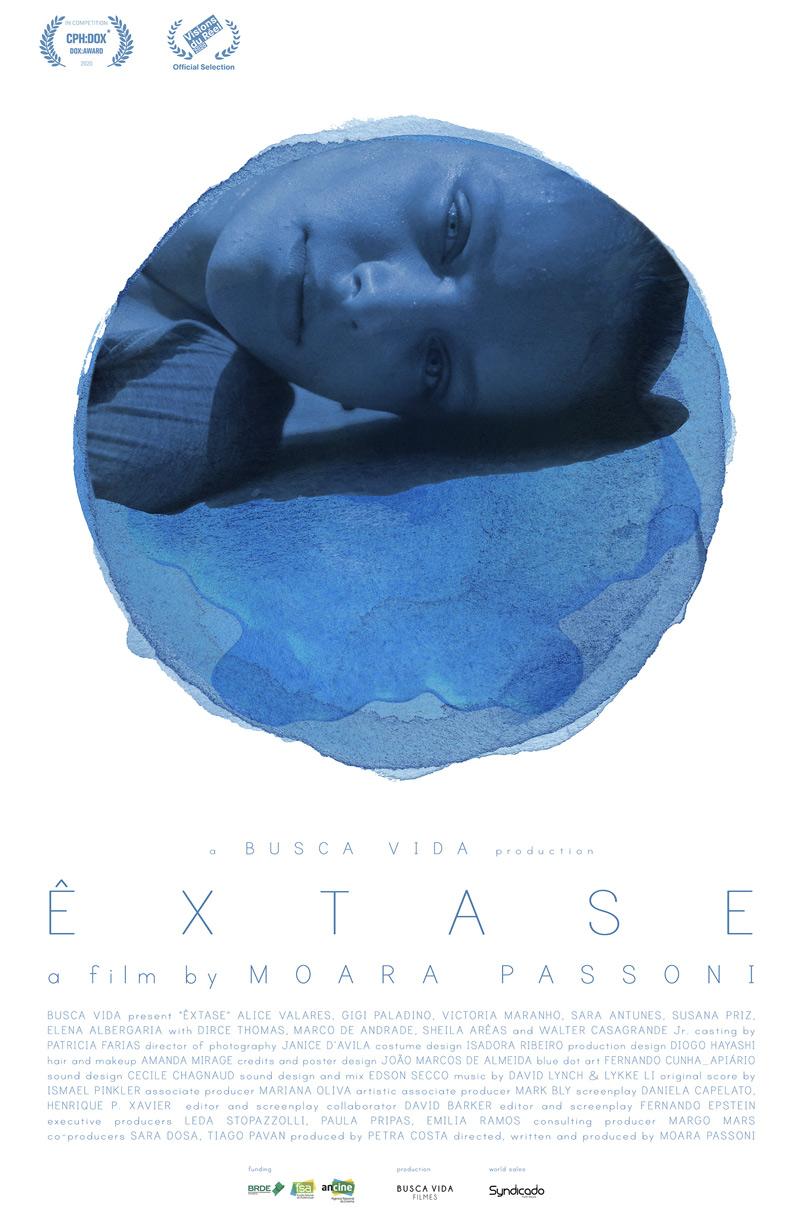 Êxtase Poster