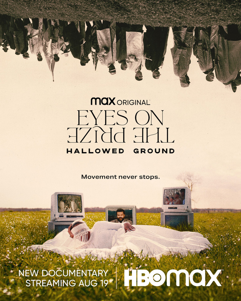 Eyes on the Prize: Hallowed Ground Poster