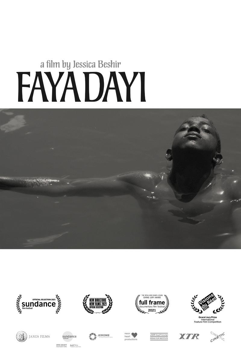 Faya Dayi Poster