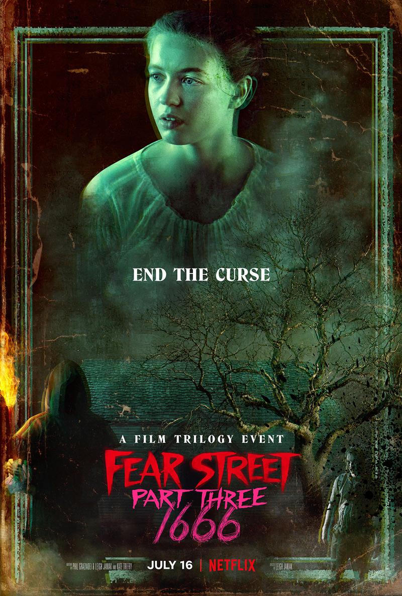 Fear Street Part Three Poster