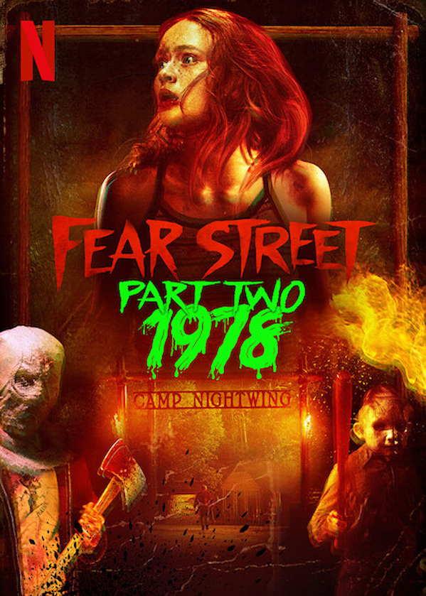 Fear Street Part Two Poster
