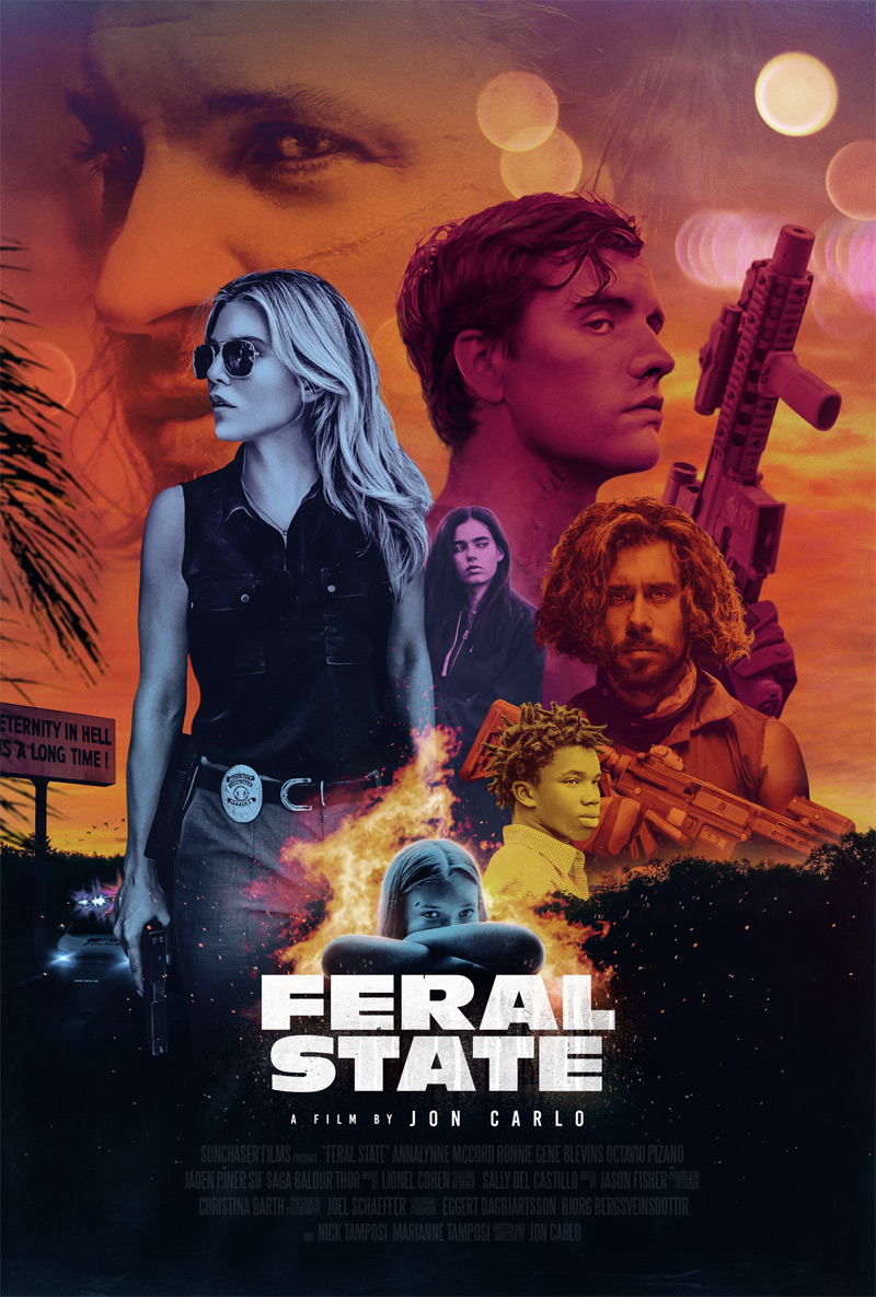 Feral State Poster