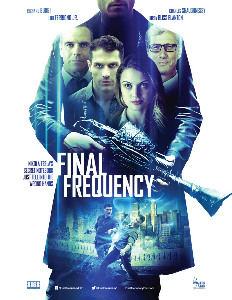 Final Frequency Poster