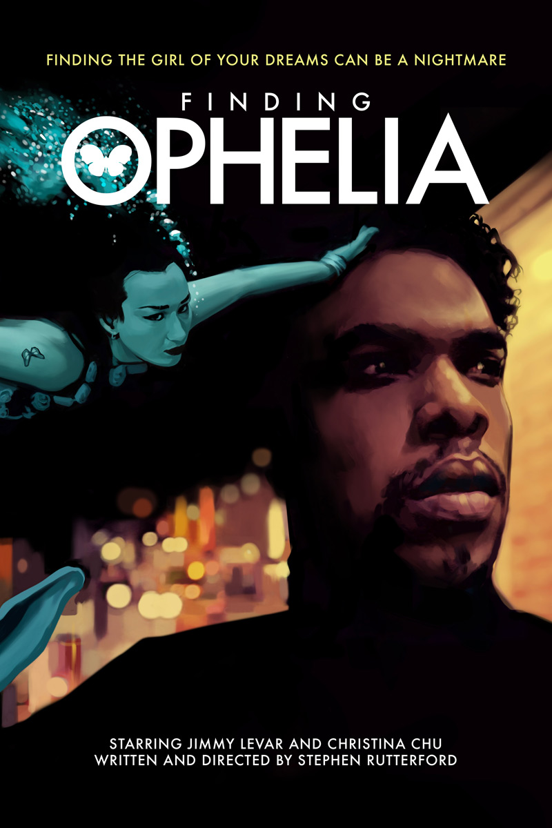 Finding Ophelia Poster