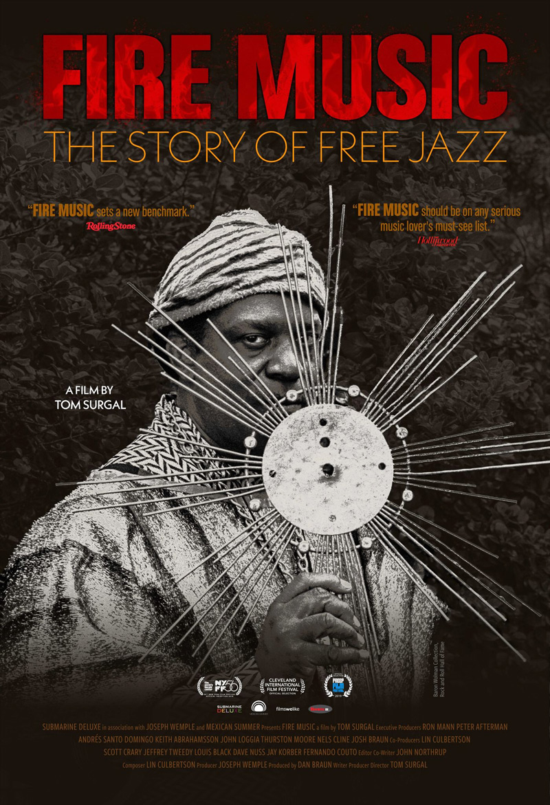 Fire Music: The Story of Free Jazz Film