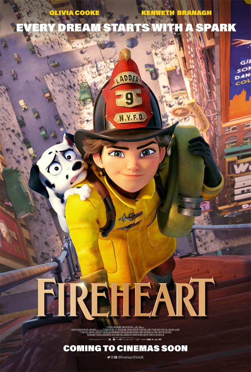 Fireheart Poster