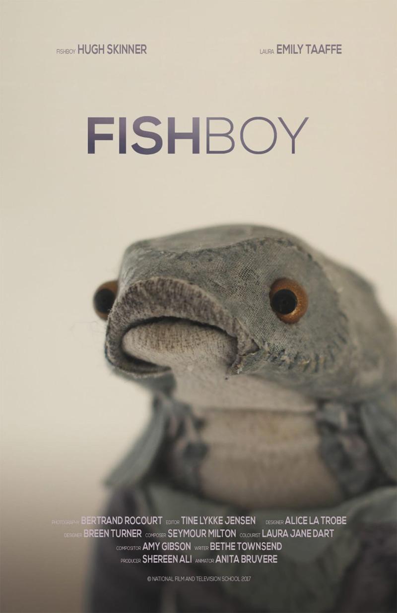 Fishboy Poster