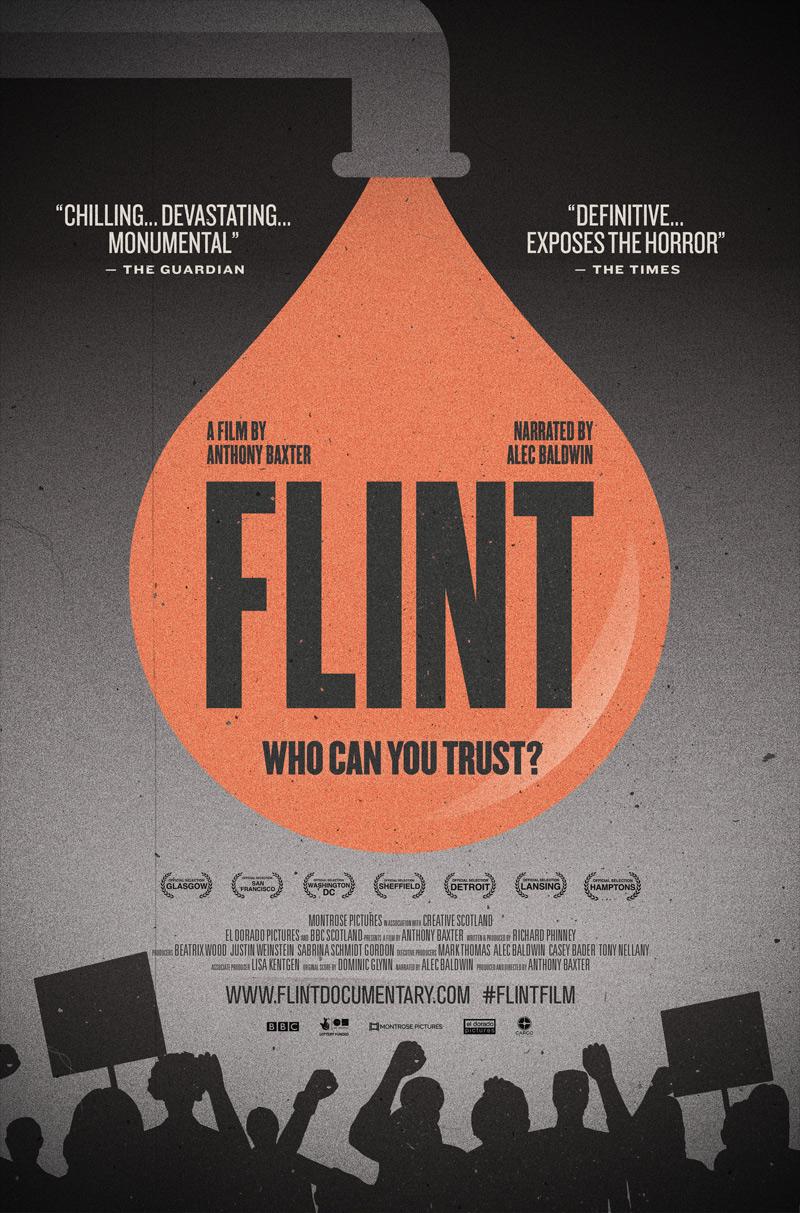 Flint Doc Poster