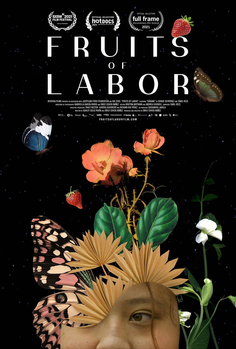 Fruits of Labor Poster