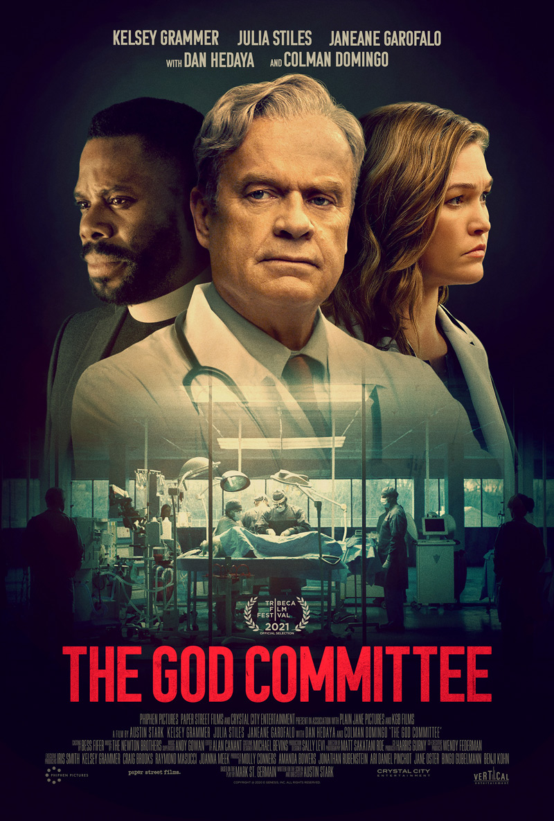 The God Committee Poster