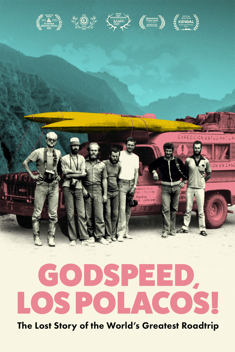 Godspeed, Los Polacos! Poster