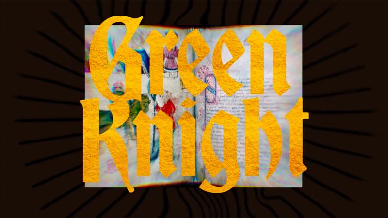 The Green Knight Movie