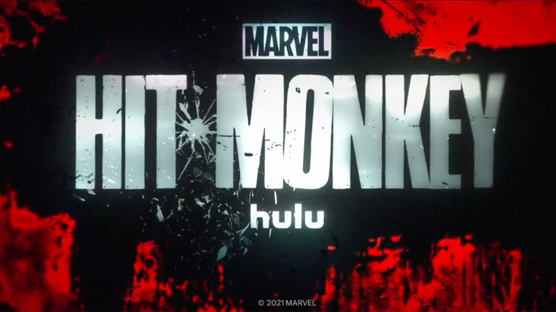 Hit-Monkey Poster