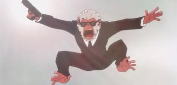 Hit-Monkey Trailer