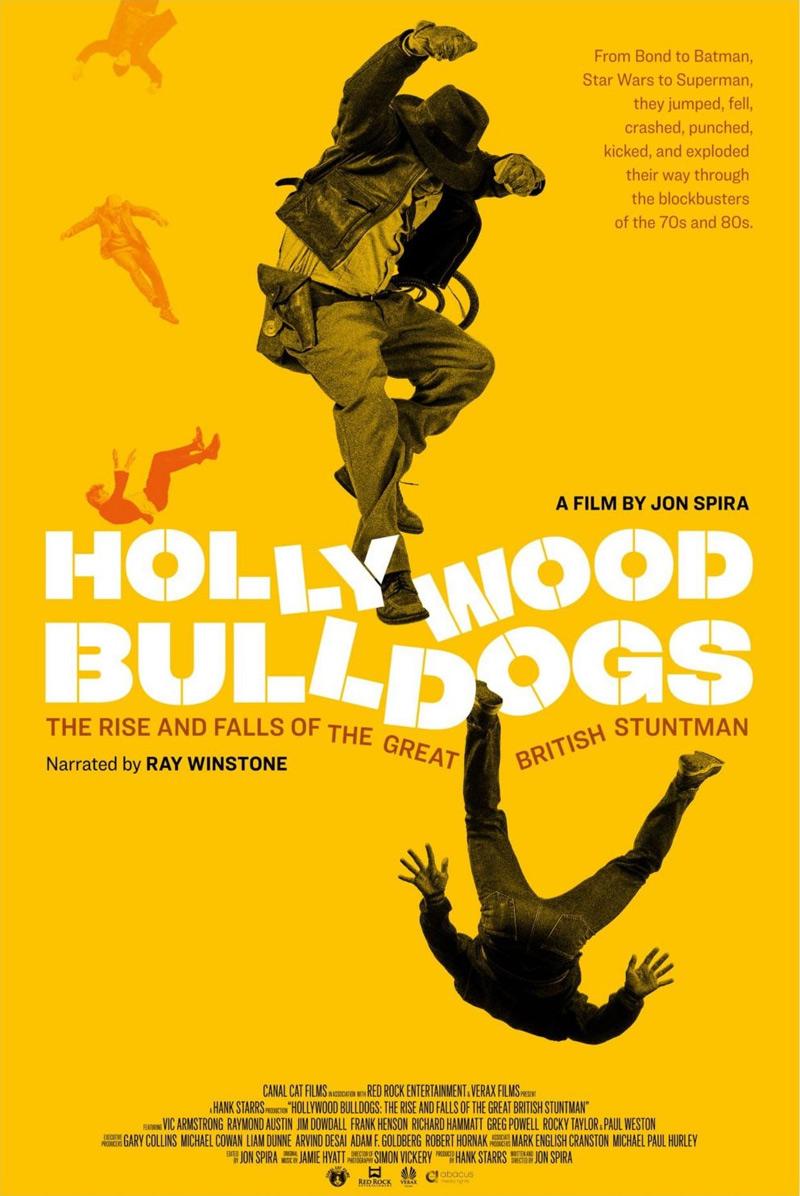 Póster Bulldogs de Hollywood