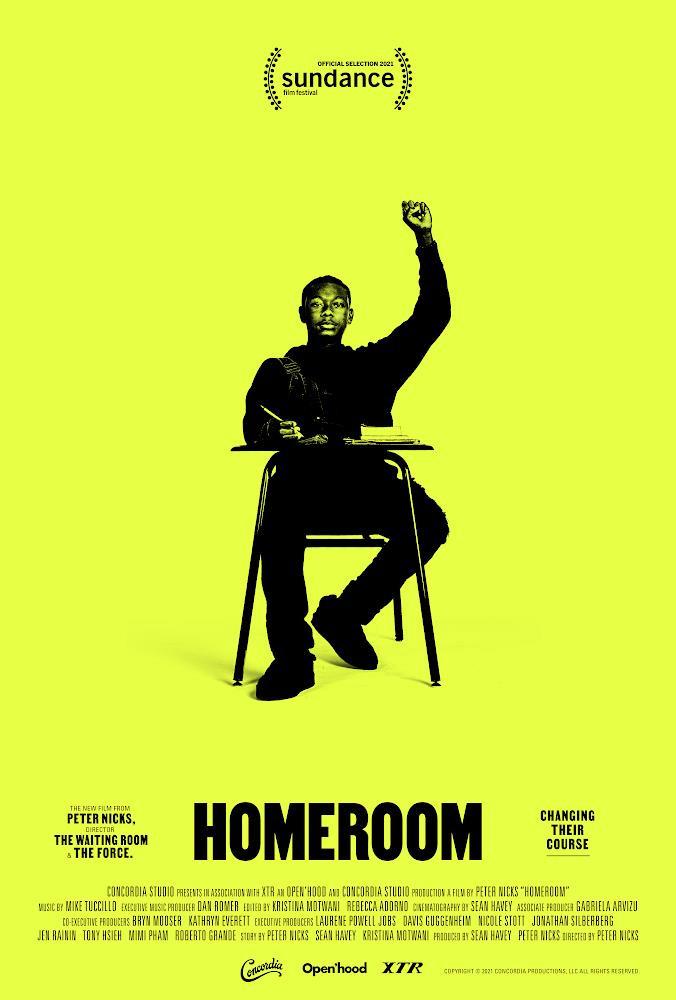 Homeroom Poster