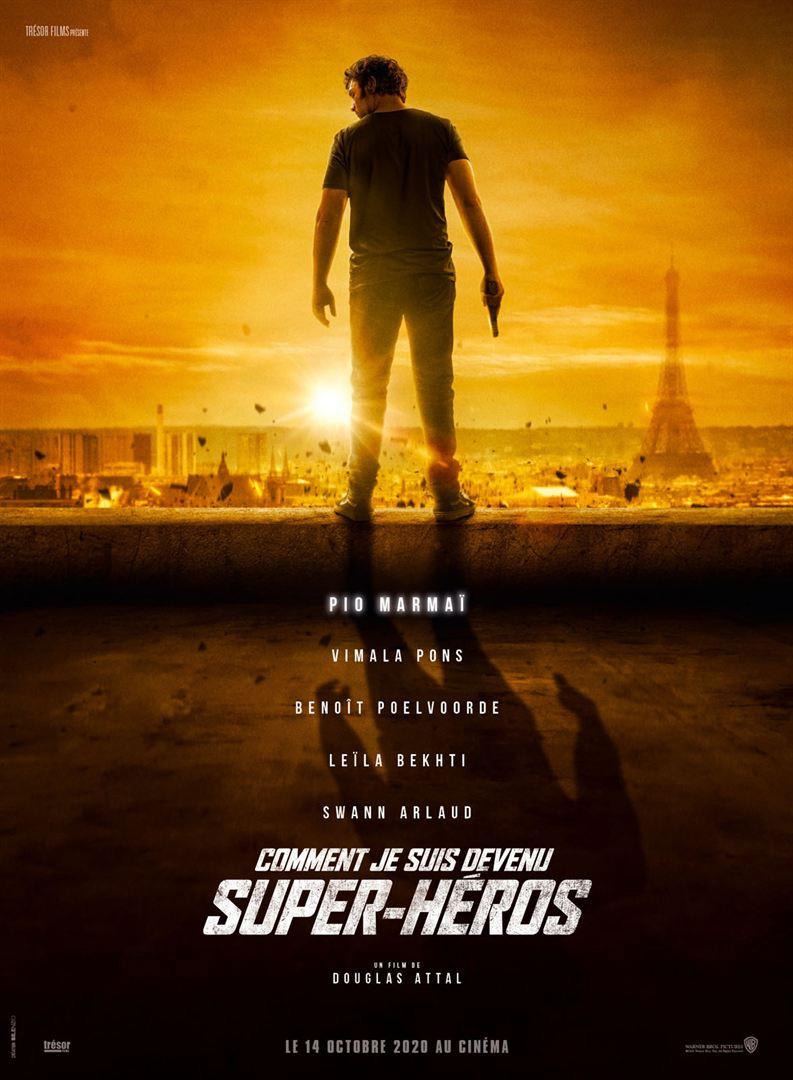 How I Became a Super Hero Poster