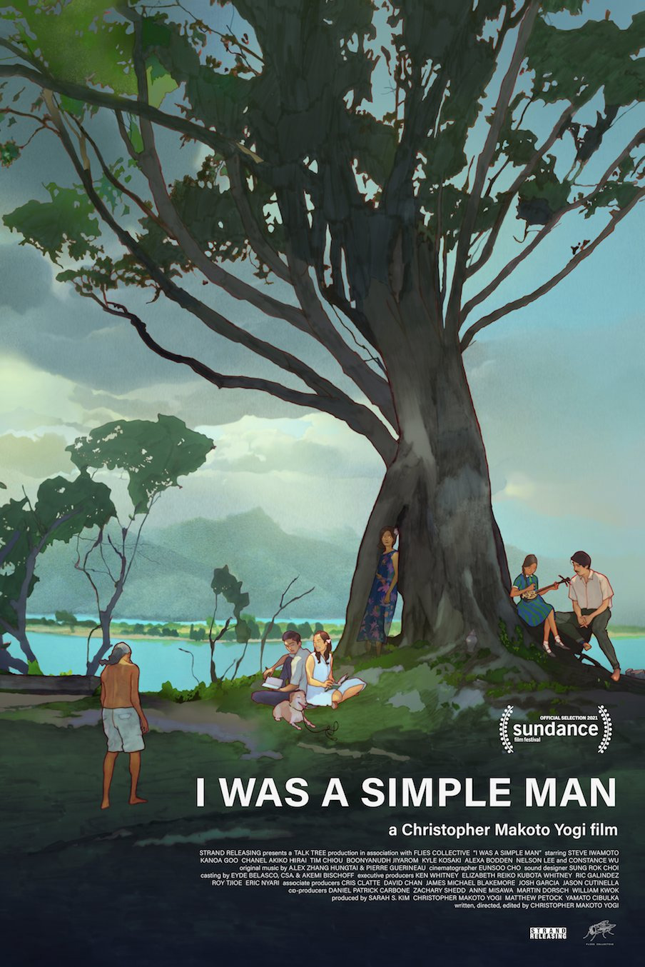 I Was A Simple Man Poster