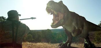 Jurassic Hunt Trailer