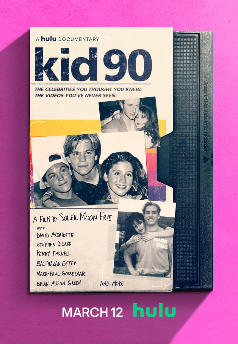 Kid 90 Doc Poster