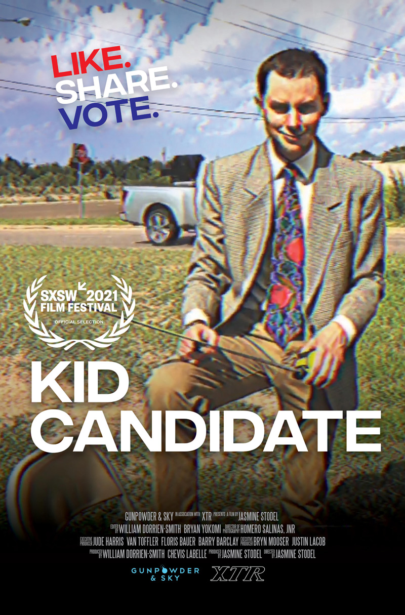 Kid Candidate Poster