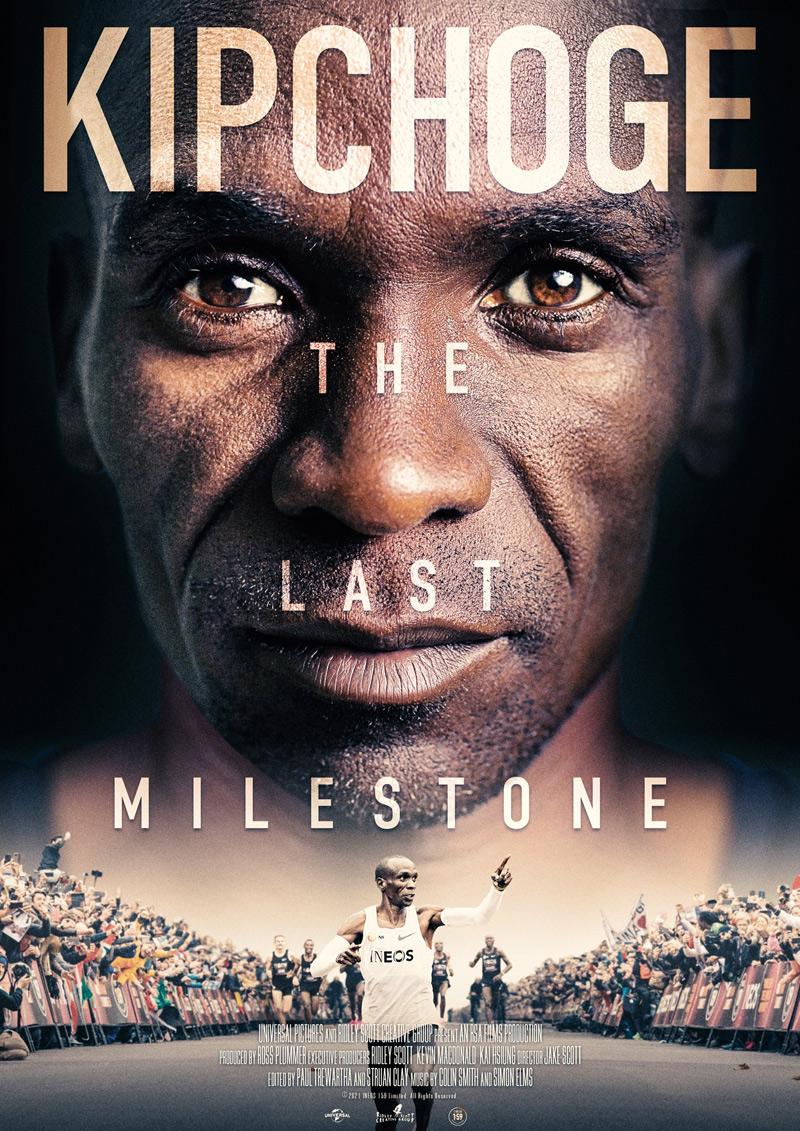 Kipchoge: The Last Milestone Poster