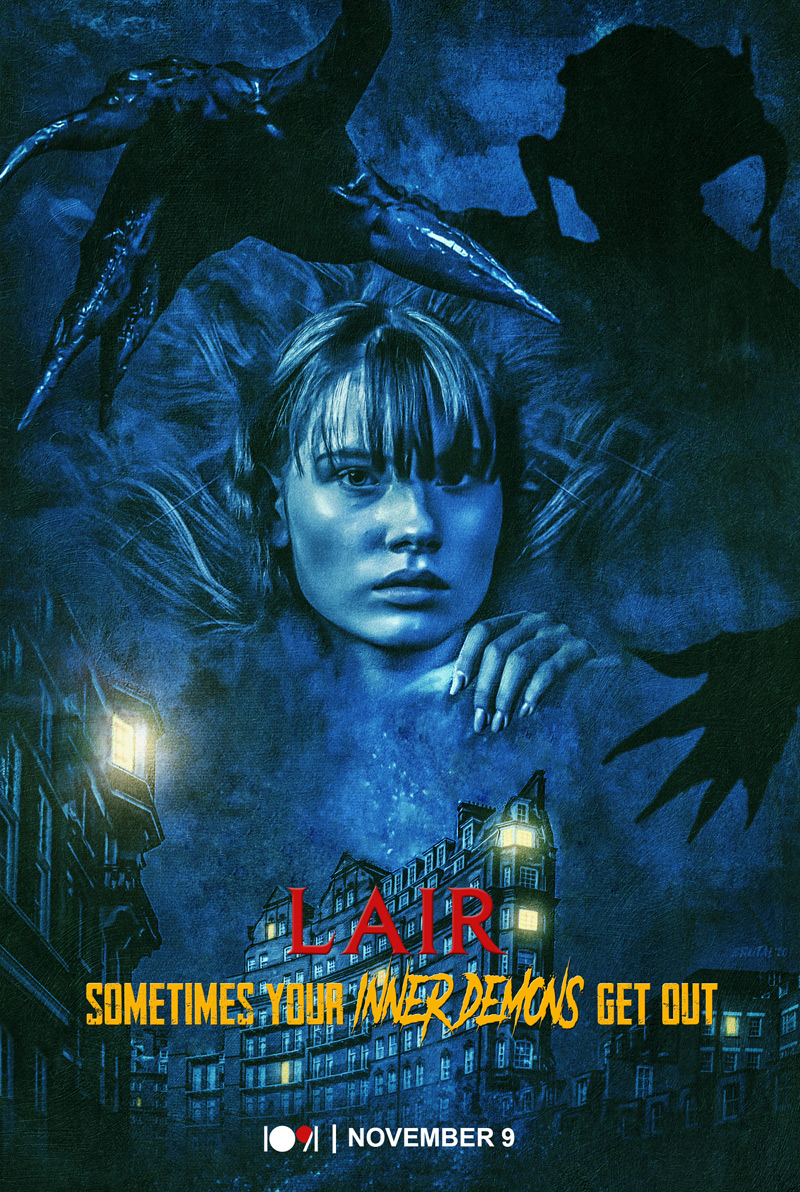 Lair Poster