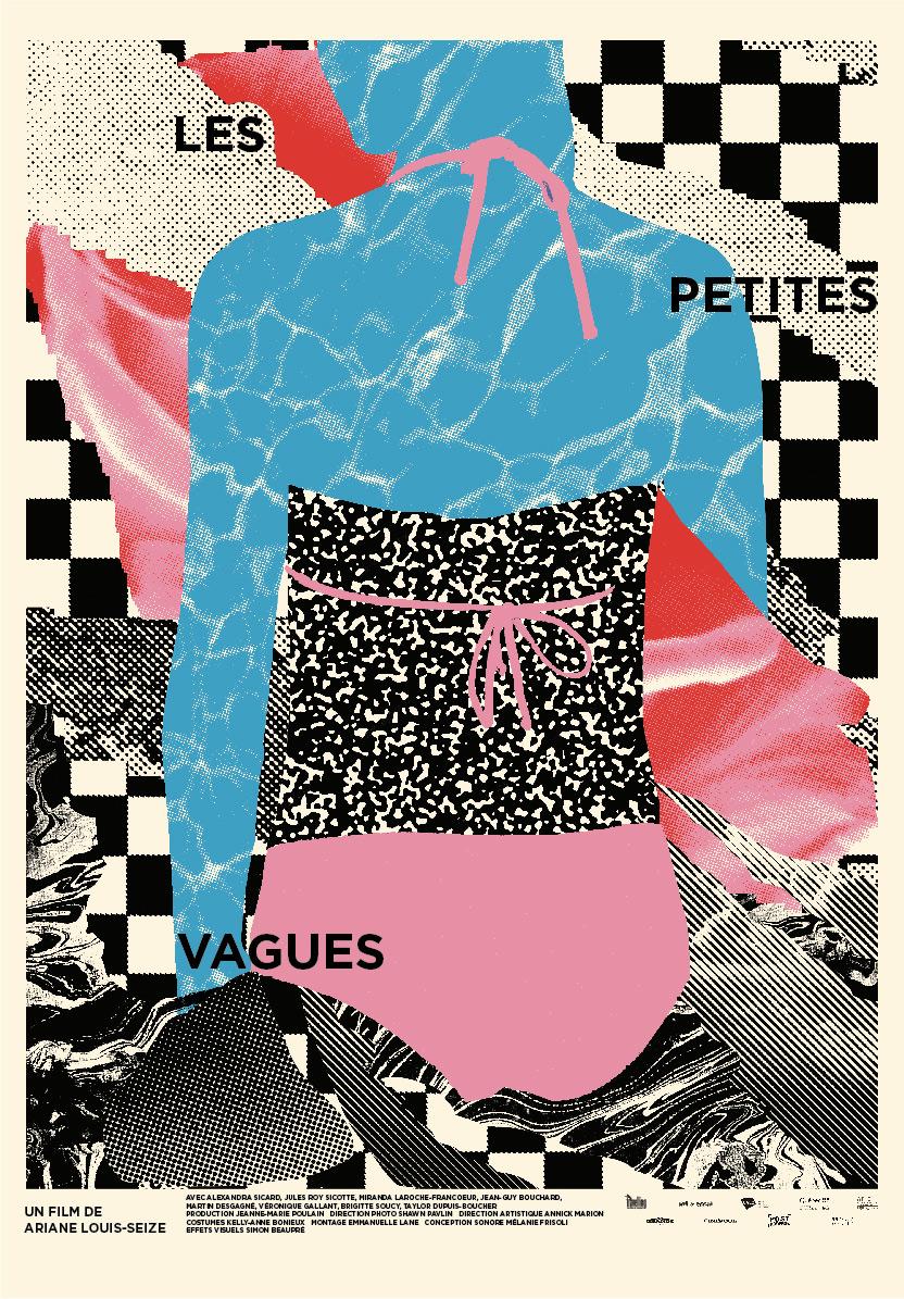 Little Waves Short Film Poster