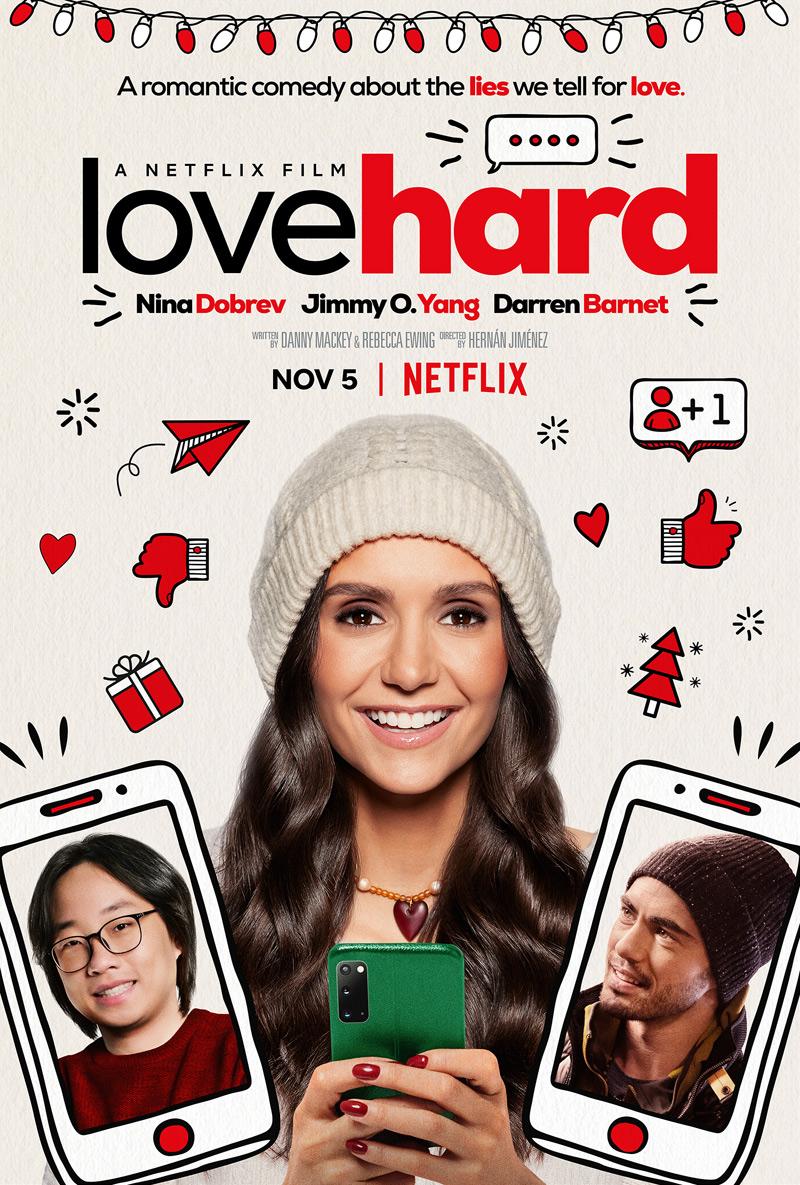 Love Hard Poster