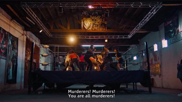 Luchadoras Film