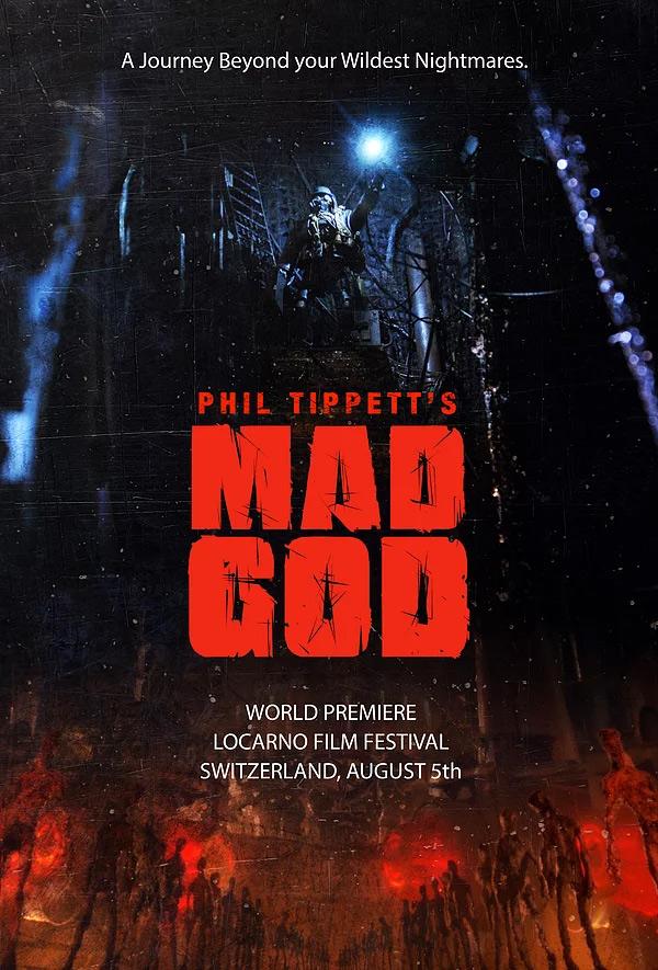 Mad God Film