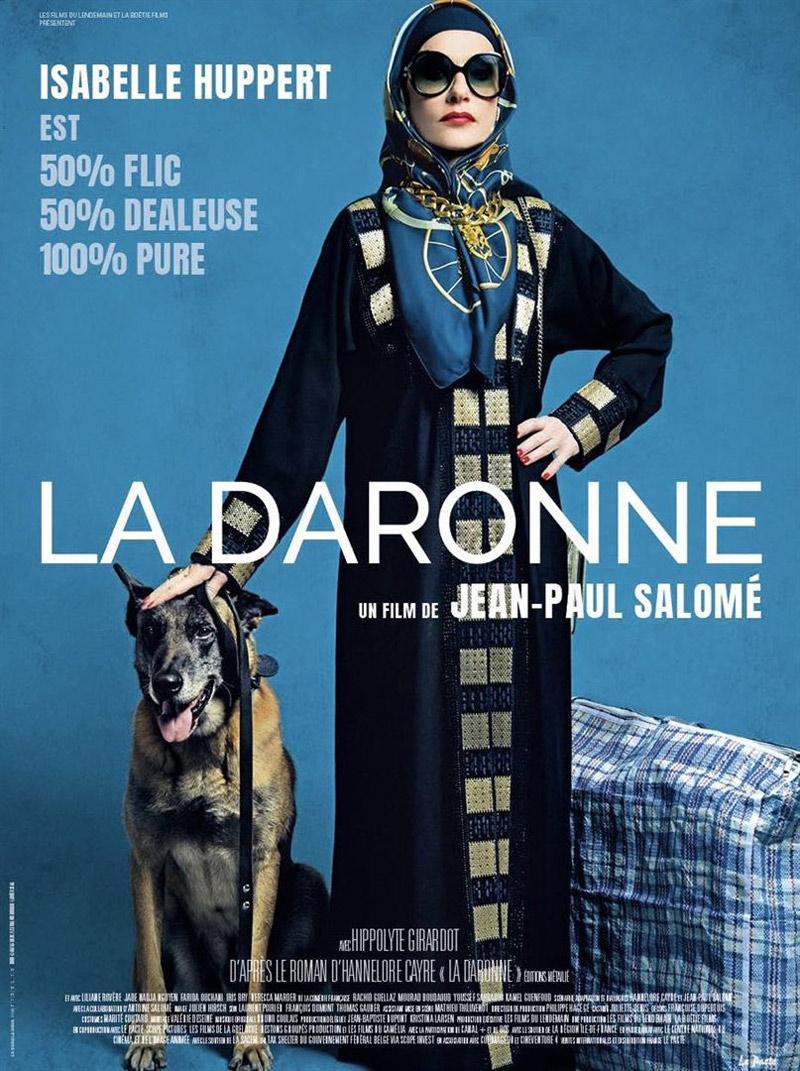 La Daronne Poster