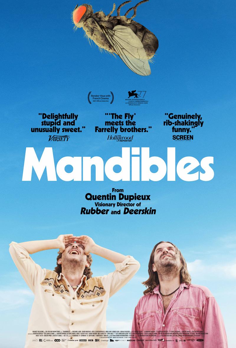 Mandibules Poster