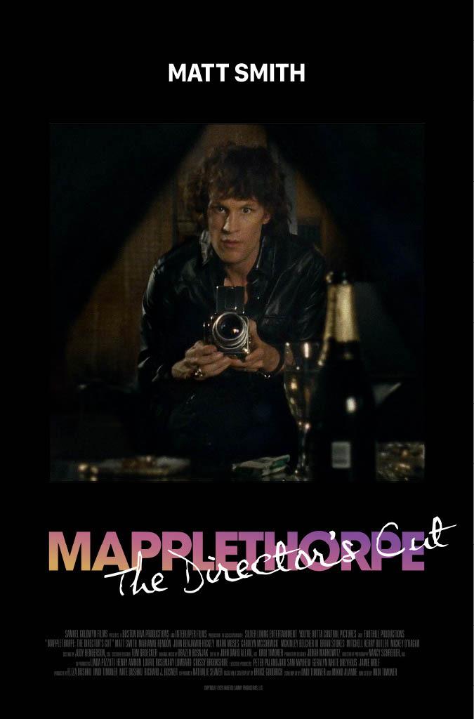 Mapplethorpe - Director's Cut Poster