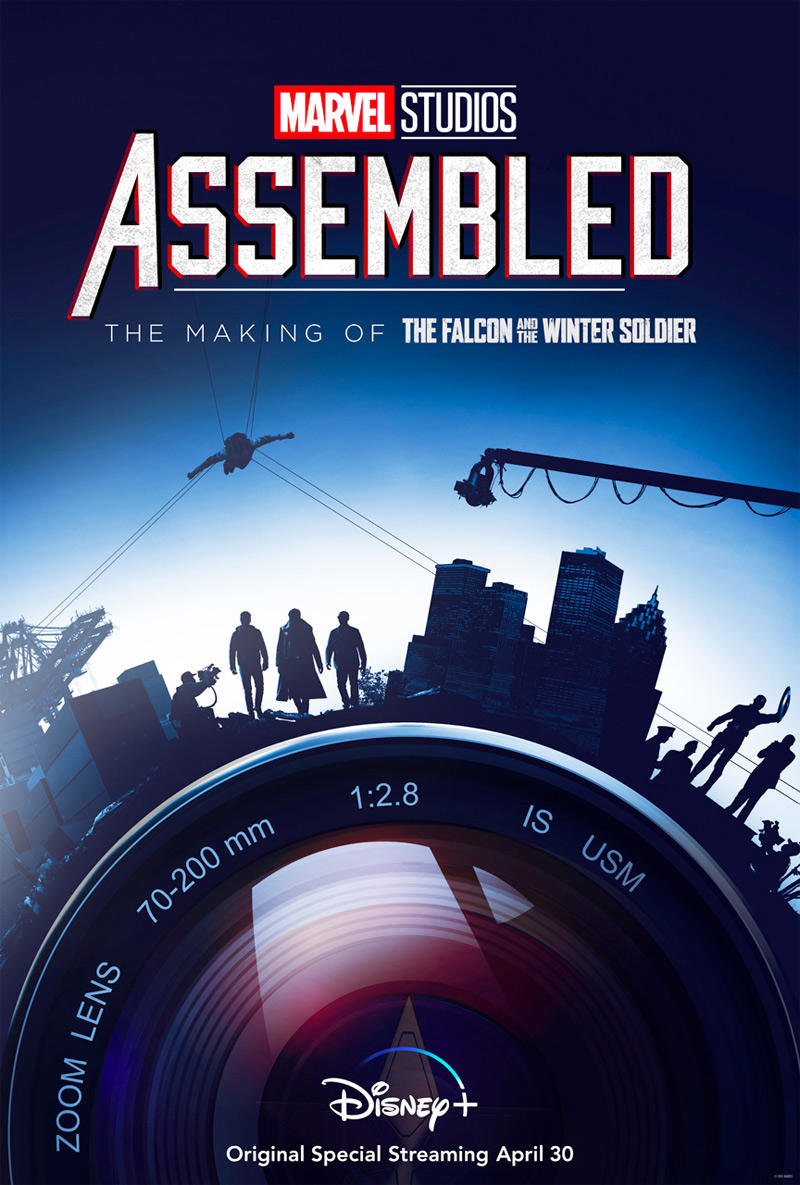 Marvel Studios' Assembled Poster