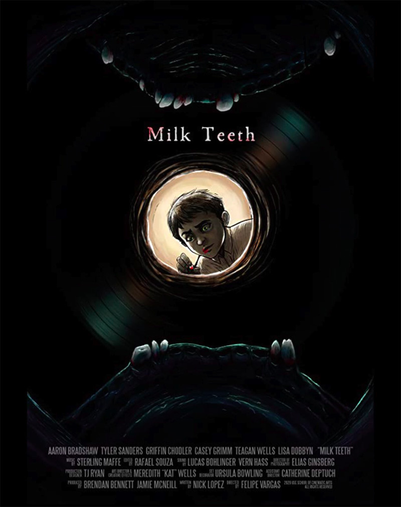 Milk Teeth Poster