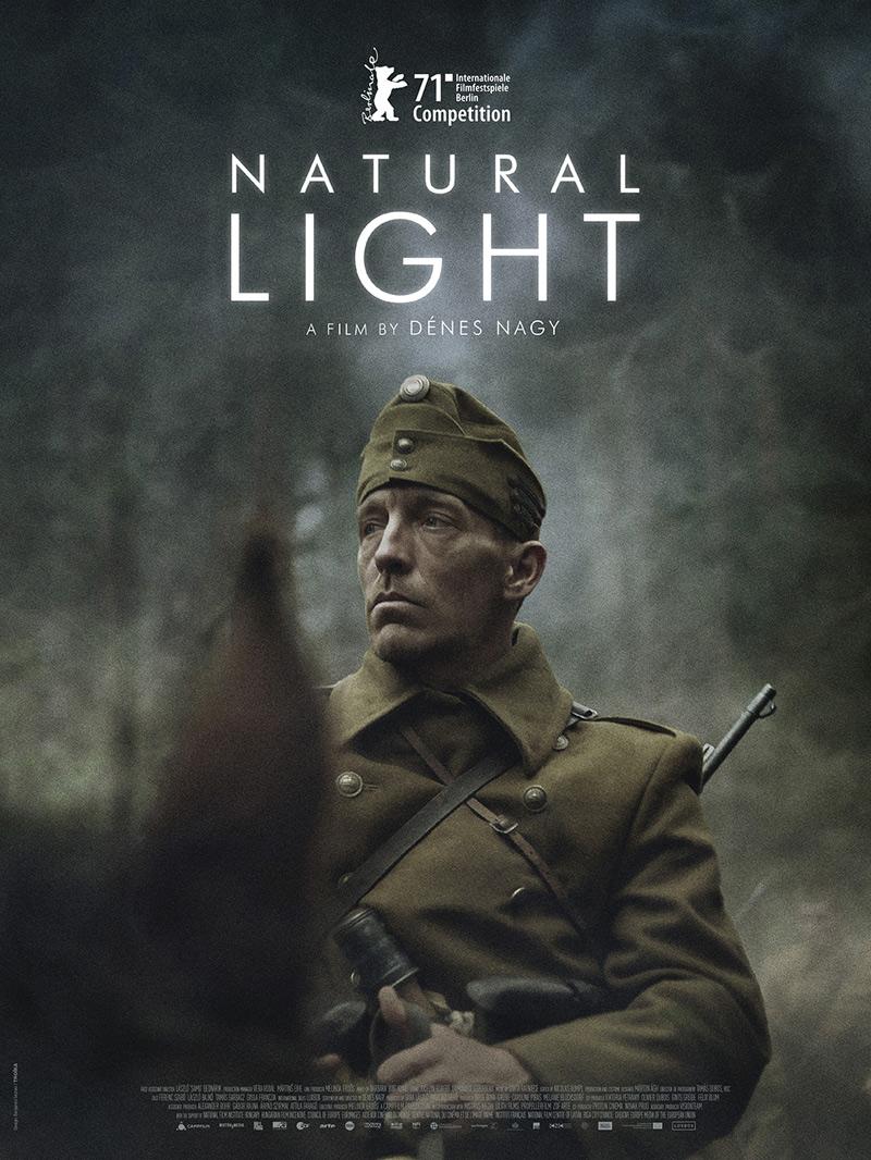 Плакат фильма естественного света